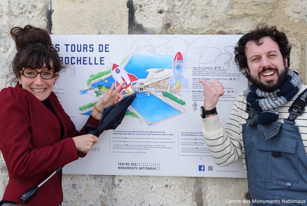 Brasse Brouillon Rétro-visite